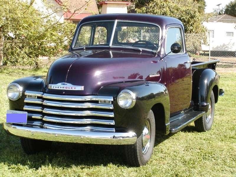 Woodall Industries - Chevy  GMC Truck History