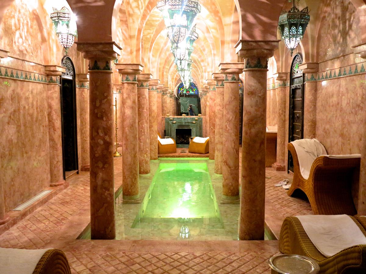 Sultana Marrakech Medina la Sultana Marrakech's Luxury