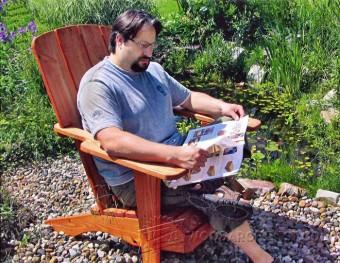 Westport Chair Plans O Woodarchivist