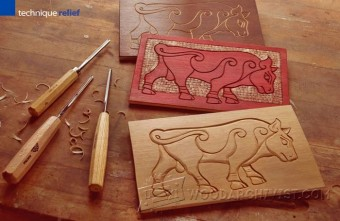 Carving Koi Carp Relief Wood Carving O Woodarchivist