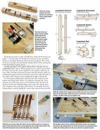 Wooden Accordion Wall Lamp Plan  WoodArchivist