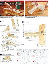 #1647 Wooden Floor Lamp Plans  WoodArchivist