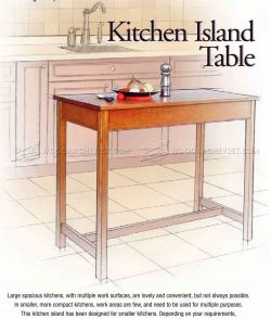 Small Of Island Tables For Kitchen