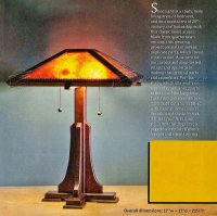 Free Woodworking Table Lamp Plans | AndyBrauer.com