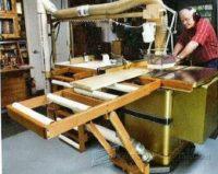 DIY Roller Stand  WoodArchivist