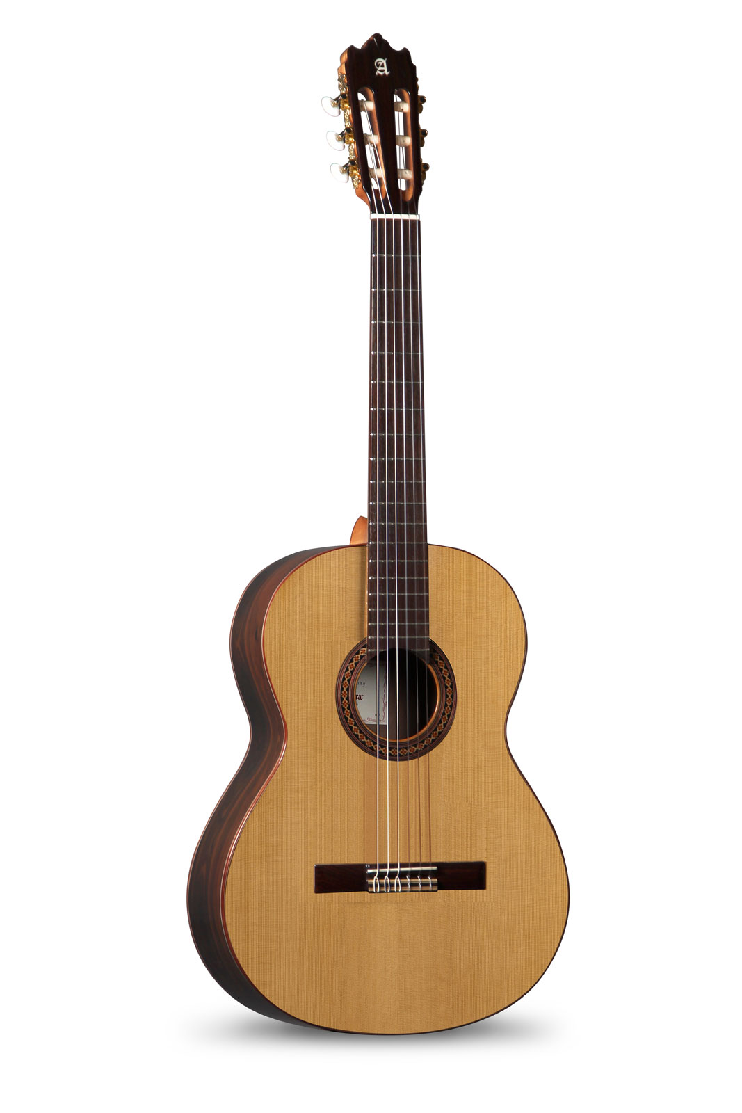 Guitare Table Massive Alhambra 4 Op Guitar Buy Online Free Scores