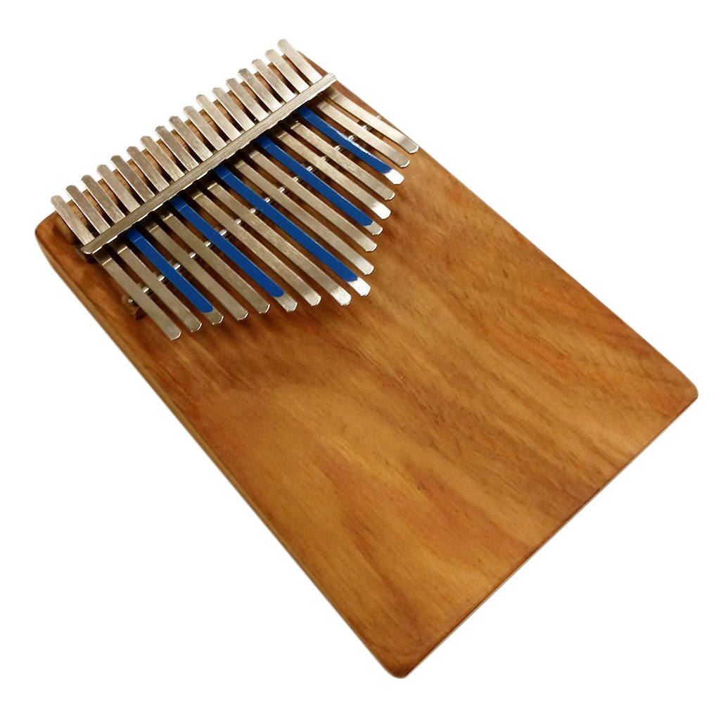 Amazon Usa Livraison France Hugh Tracey Treble Kalimba 17 Key Treble Kalimba Sanza