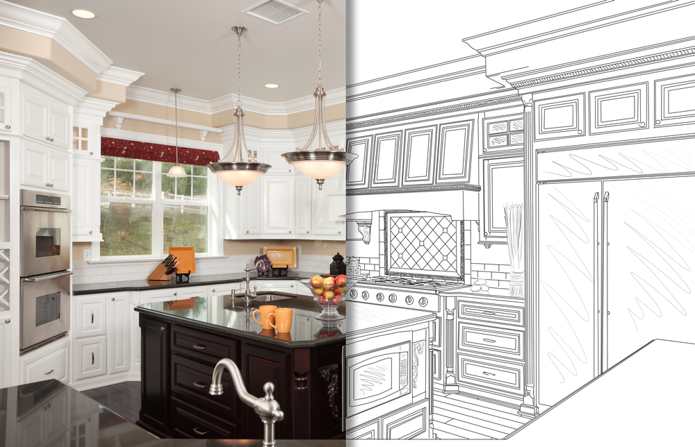 Remodeling Your Kitchen - Planning, Budget and Design
