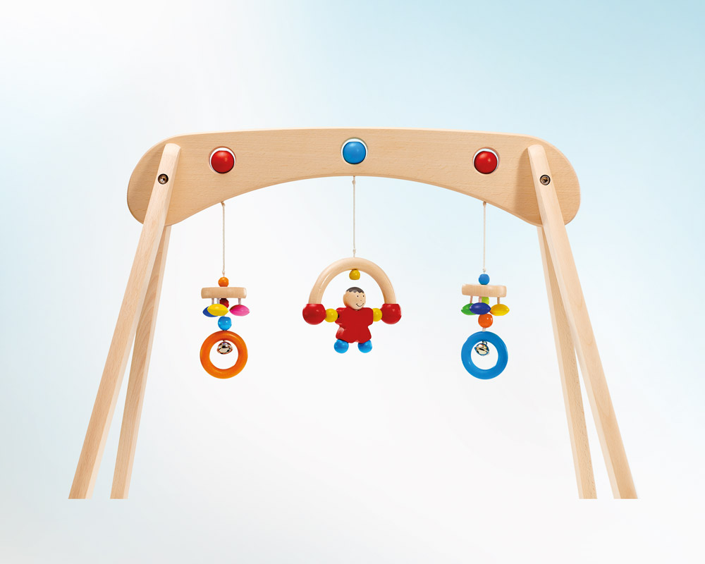 Musina Toy Trapeze Wooden Toys Selecta