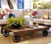 Pallet Ideas for Household Use | Wooden Pallet Furniture