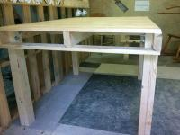 Wood Pallet Kitchen Table  Dining Table | Wooden Pallet ...