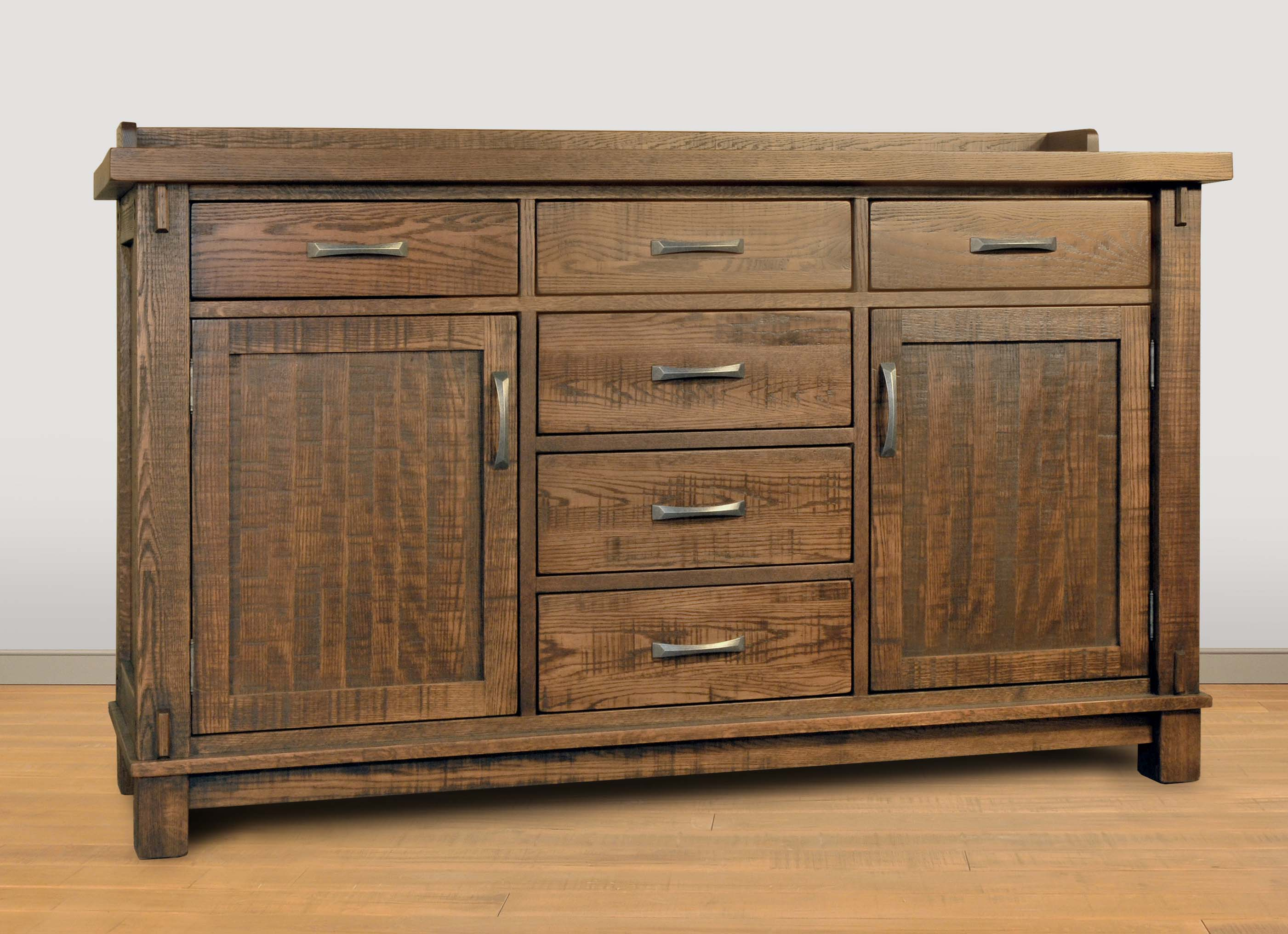 Timber Sideboard Timber Sideboard The Wooden Penny Custom Furniture