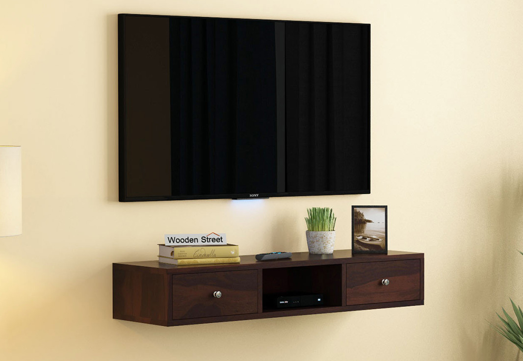Chesterfield Sofa Online India Buy Slab Wall Mount Tv Unit Online In India - Wooden Street