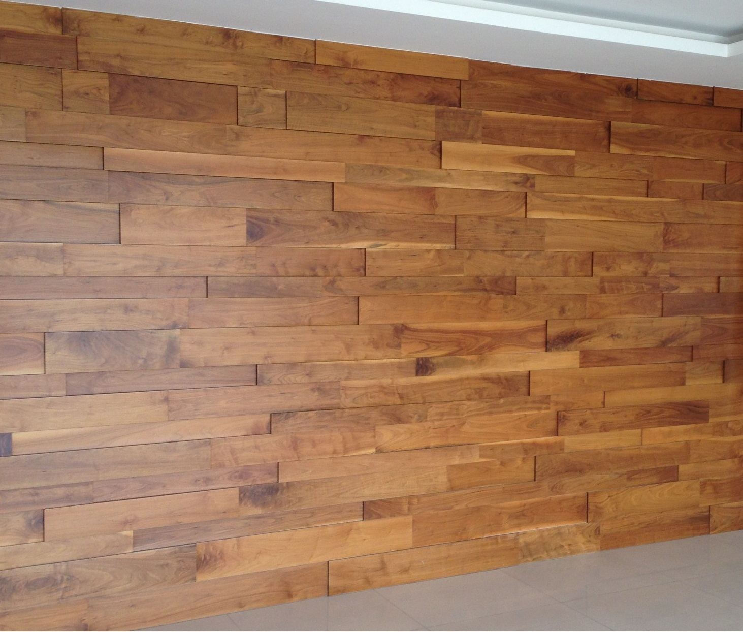 Your Opinion On My Method For Making A Quotwood Wallquot