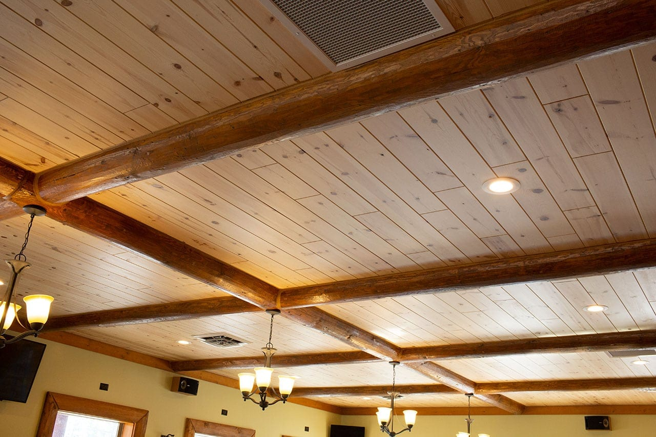 Pine Siding Knotty Pine Paneling Woodhaven