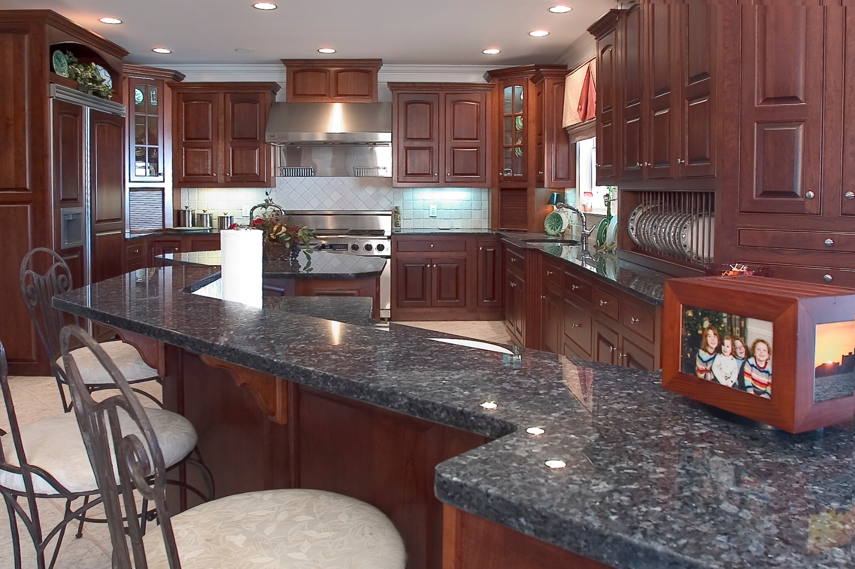 Kitchen Cabinets Cherry Wood Cherry Kitchens Wood Hollow Cabinets