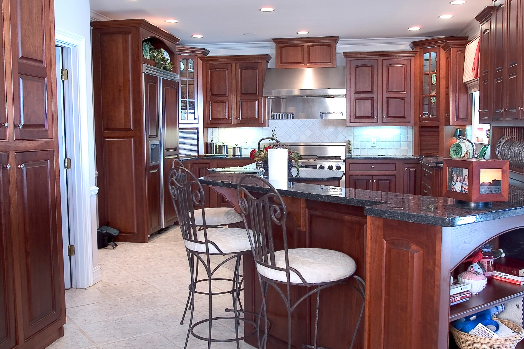 Kitchen Cabinets Cherry Wood Wood Hollow Cherry Kitchens 8 Wood Hollow Cabinets