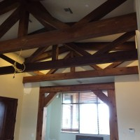 Decorative Ceiling Trusses | www.energywarden.net