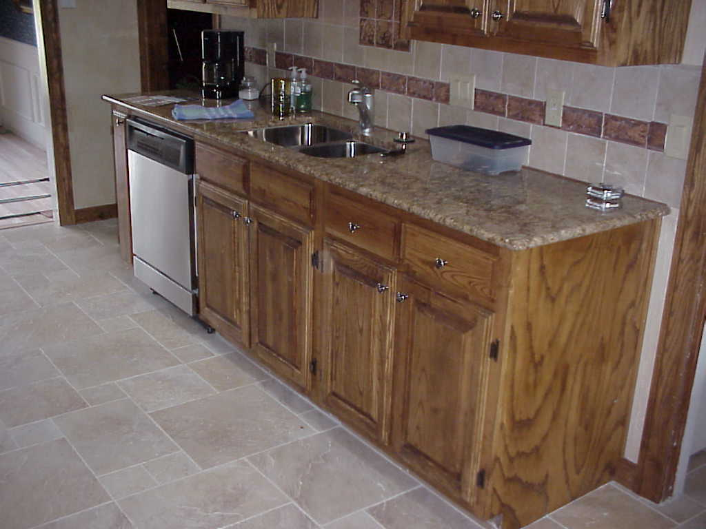 Stains For Kitchen Cabinets Kitchen Cabinets Ash With Provincial Stain E Woodshop
