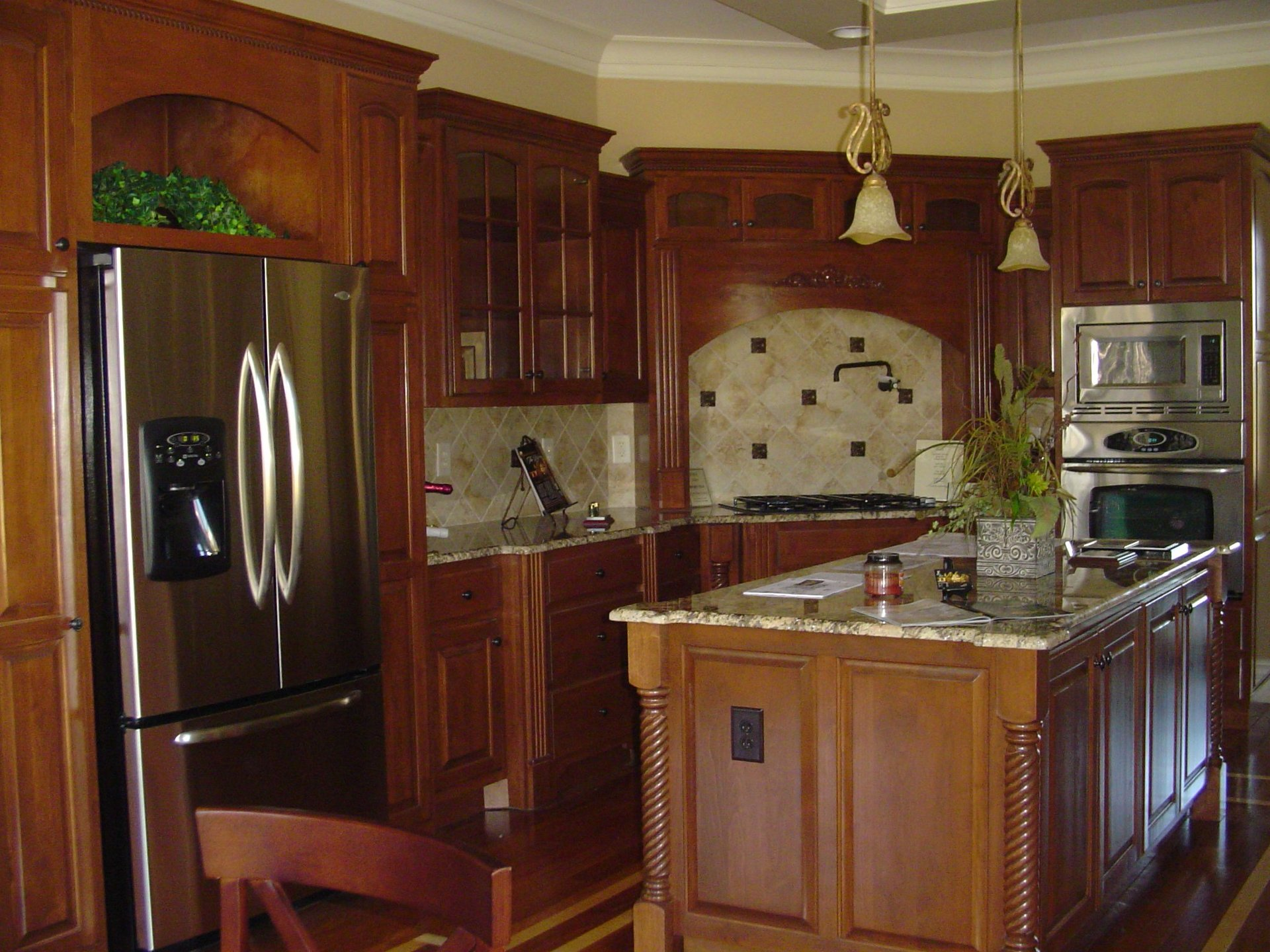 Kitchen Cabinets Fayetteville Nc The Woodshed Custom Cabinets Inc Custom Kitchen
