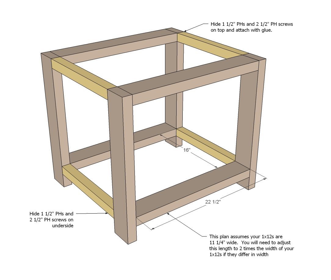 Diy End Tables Plans Rustic End Table Woodworking Plans Woodshop Plans