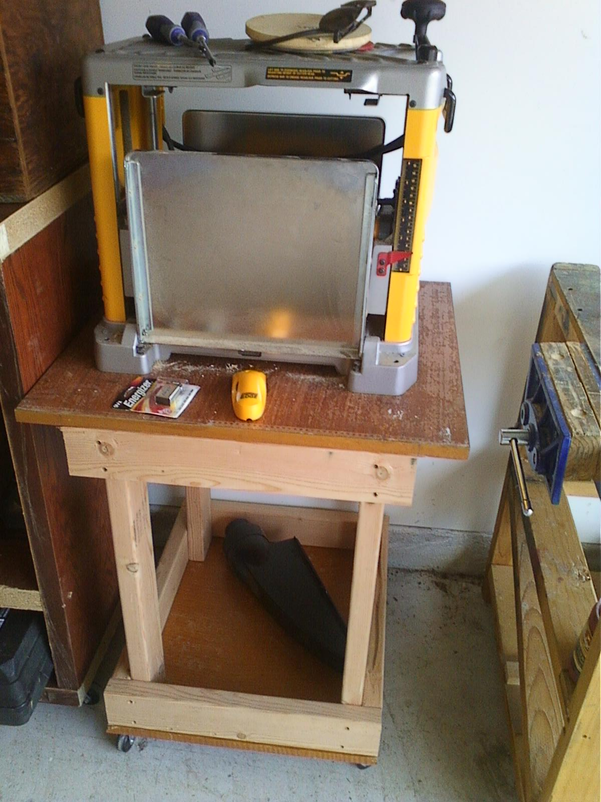Diy Benchtop Router Table Wood Rotating Planer Stand Plans Pdf Plans