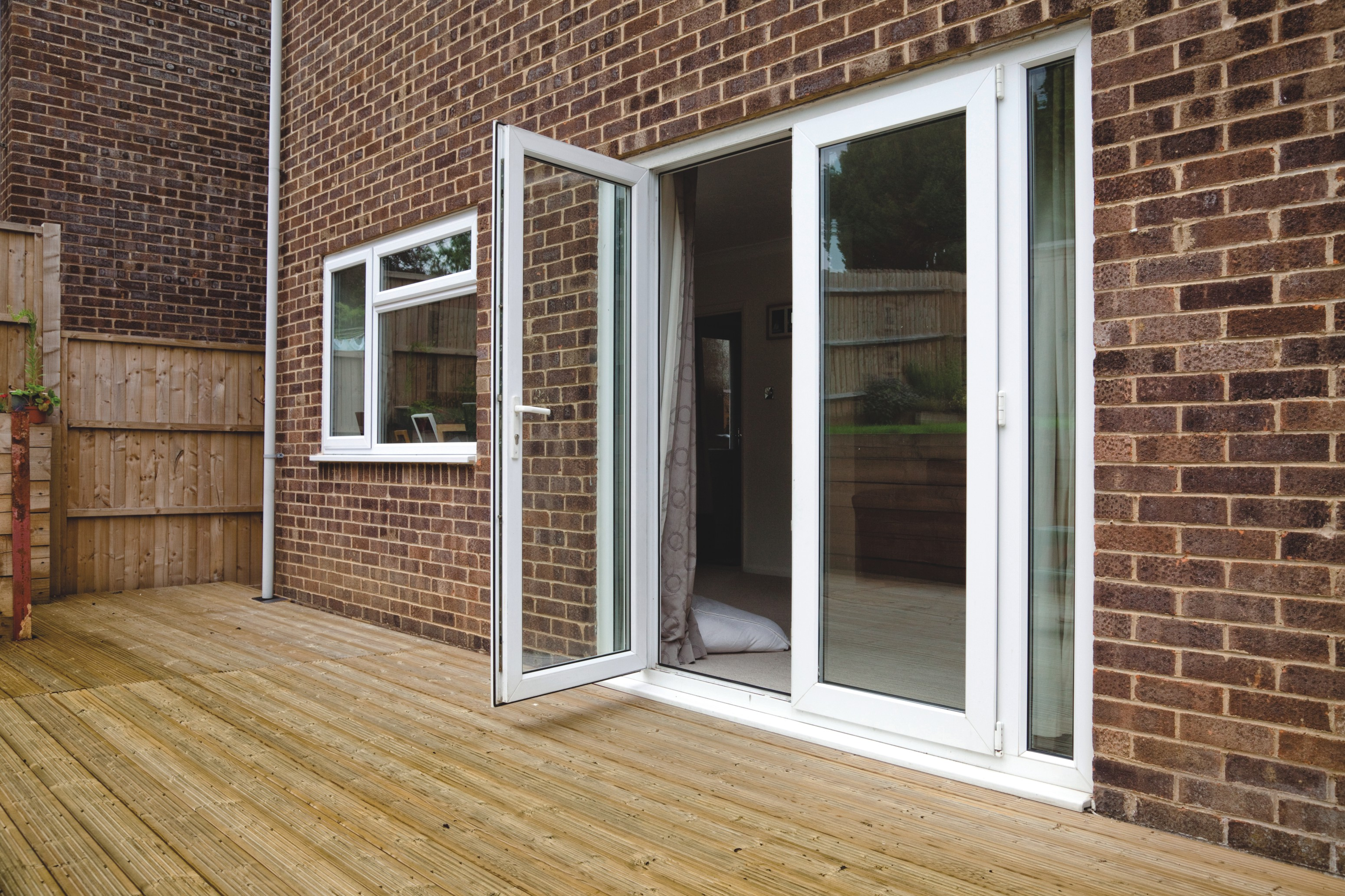 French Patio Doors French Patio Doors Custom Designed And Fitted In North Devon