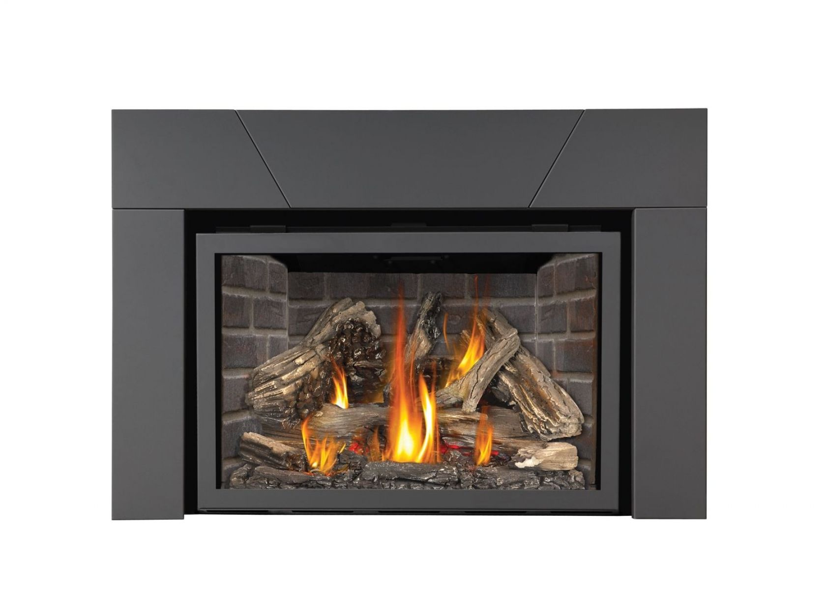 Standard Gas Fireplace Insert Dimensions Napoleon Infrared Xir4 Direct Vent Gas Insert