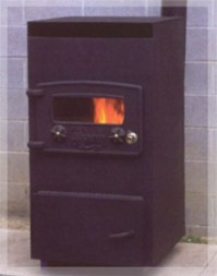 Keystoker Koker Coal Furnace by Obadiah's Woodstoves
