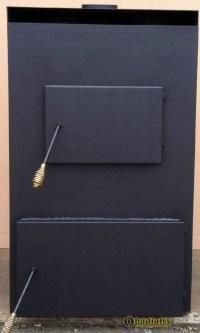 Keystoker Koker Lite Coal Furnace by Obadiah's Woodstoves