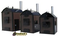 Portage & Main ML30 Coal Outdoor Water Furnace by Obadiah ...