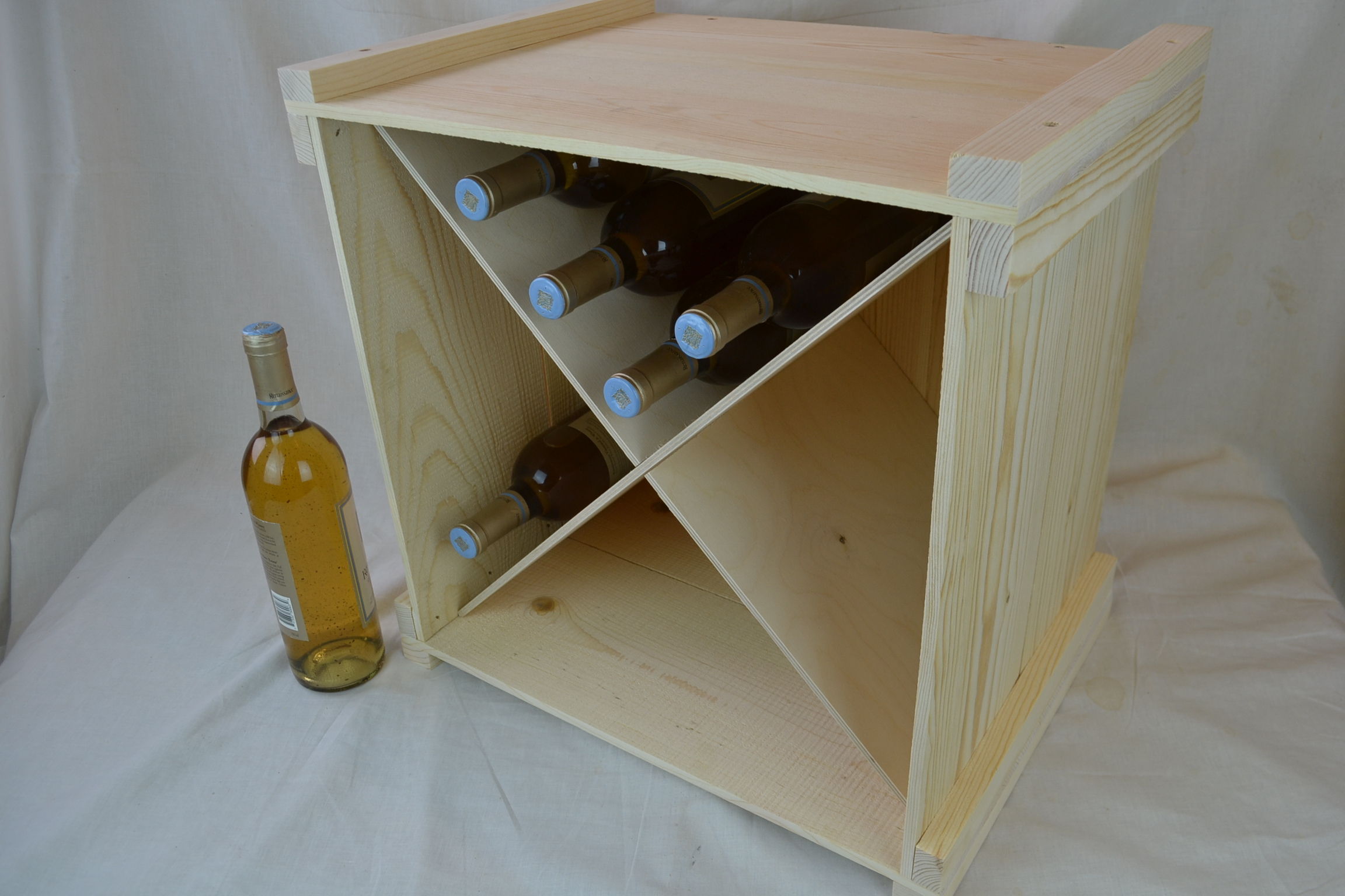 Wood Wine Storage Wooden Wine Storage Box Poole And Sons Inc