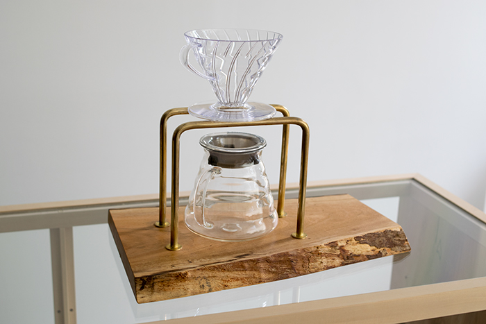 kittaki coffee dripper stand