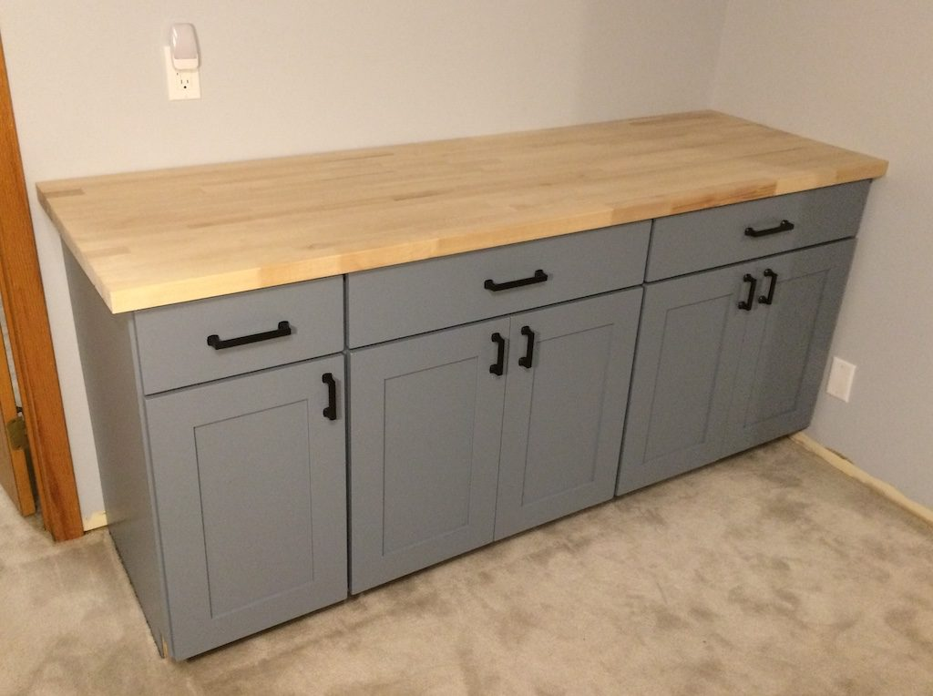 How To Build Diy Kitchen Cabinets Video Handcrafted By
