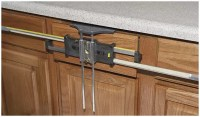 SELF CENTERING Drawer Handle DRILL JIG Knobs Hardware