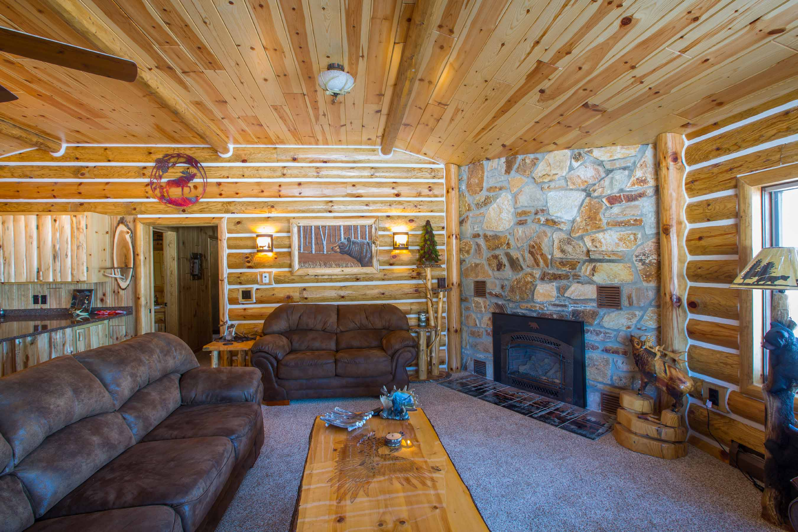 Pine Siding Wood Paneling Care And Maintenance The Woodworkers Shoppe
