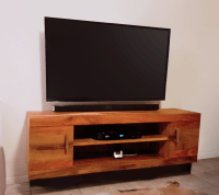 Floating (Wall Mount) TV Cabinet Plans And Build Tutorial ...