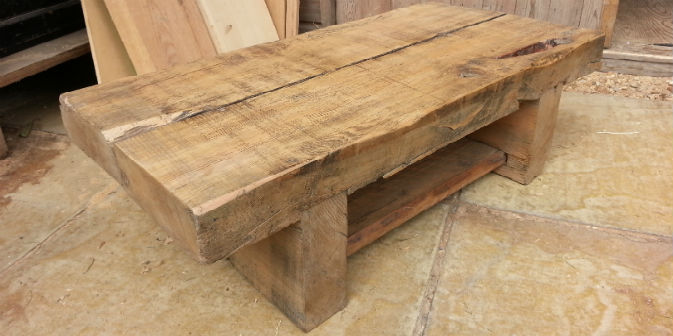 Used Look Couchtisch Reclaimed Wood Furniture