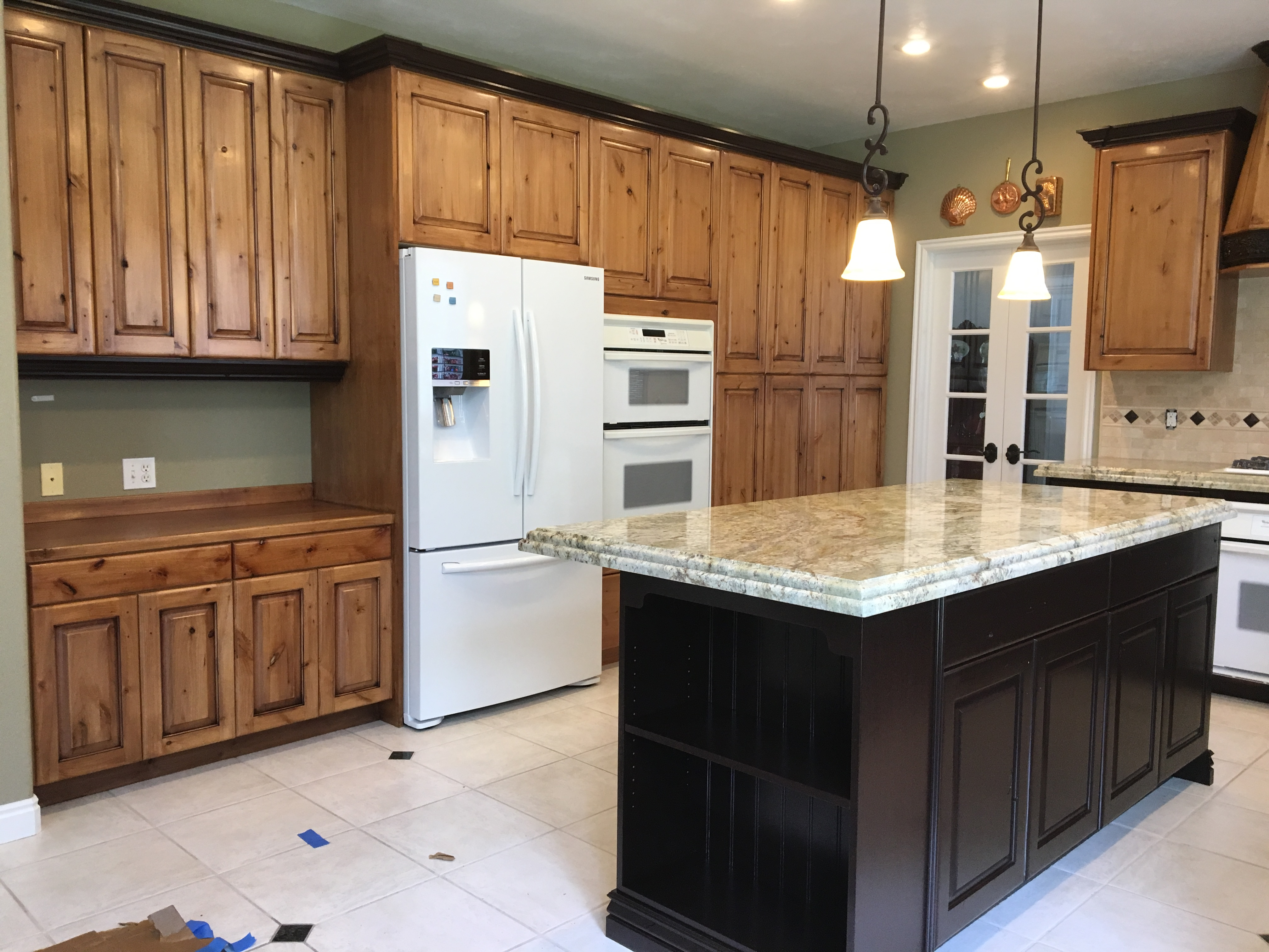Can Kitchen Cabinets Be Refinished Cabinet Refinishing Ogden Ut Woodworks Refurbishing