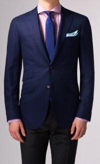 Navy Blue Suit Pink Shirt What Tie   www.pixshark.com ...