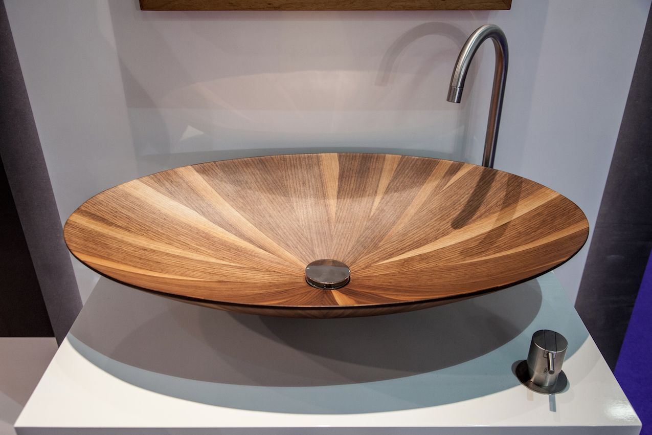 Wooden Sinks Wooden Sink 1 Woodz
