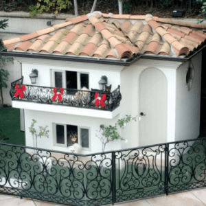 Paris Hilton Dog Mansion 5