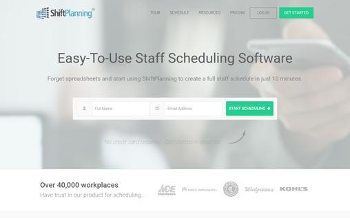The 10 Best Employee Scheduling Software - WooFresh