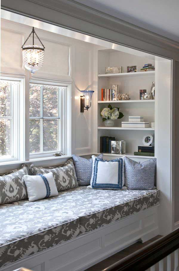 Diy Baby 39 Incredibly Cozy And Inspiring Window Nooks For Reading