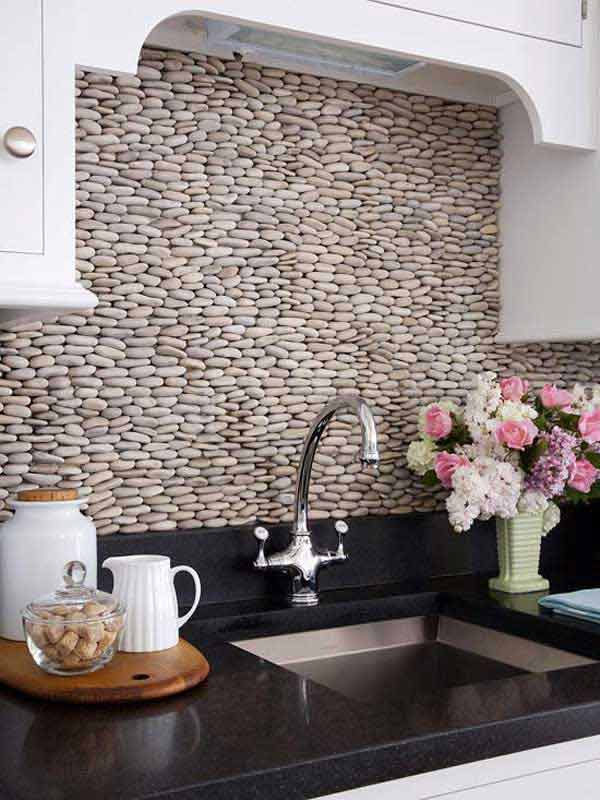 Ikea Diy Top 30 Creative And Unique Kitchen Backsplash Ideas