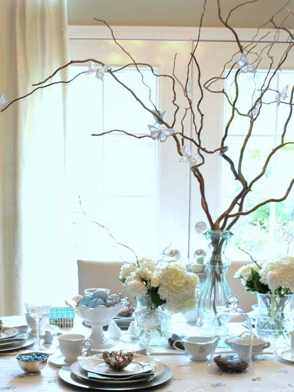 Diy Bastelideen 30 Creative Easy Diy Tablescapes Ideas For Easter