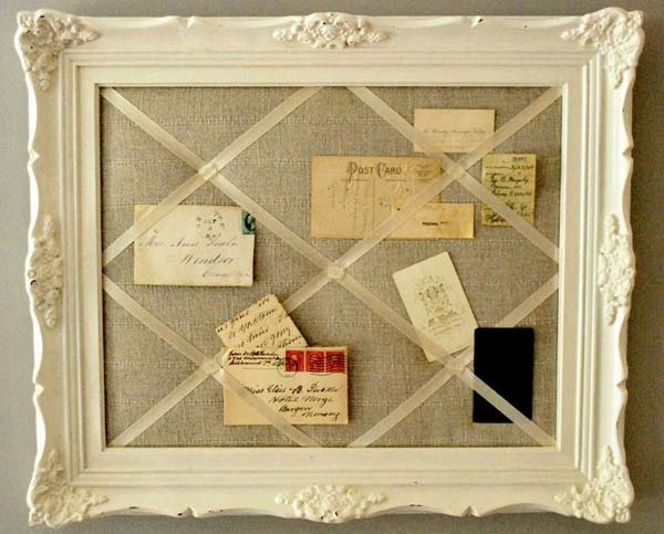 Touch Spiegel Diy 35 Fantastic Ways To Repurpose Old Picture Frames