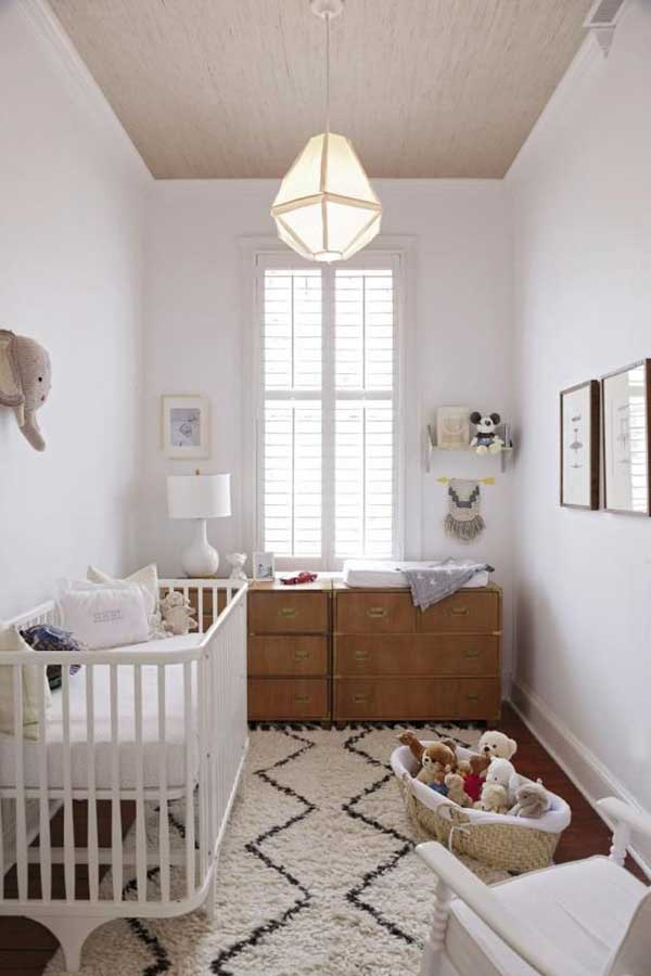 Babyzimmer Inspiration 22 Steal-worthy Decorating Ideas For Small Baby Nurseries