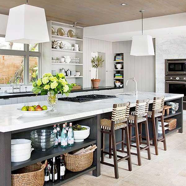 practical kitchen island designs seating pots special place kitchen diy kitchen