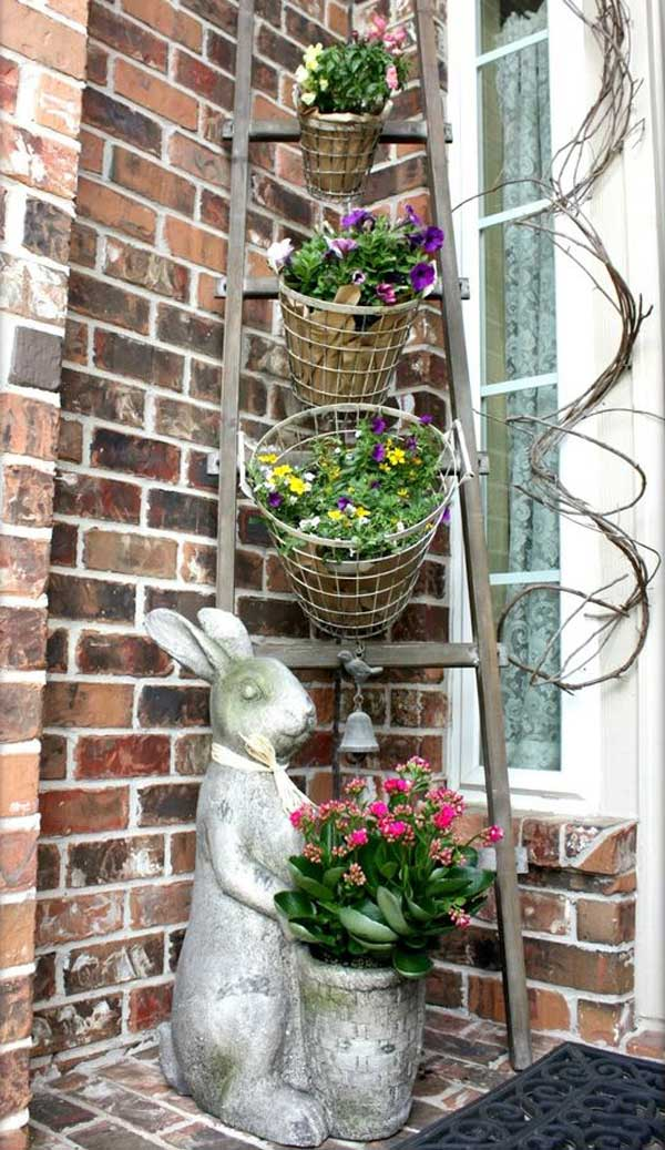 Ideen Zum 18 Top 22 Cutest Diy Easter Decorating Ideas For Front Yard